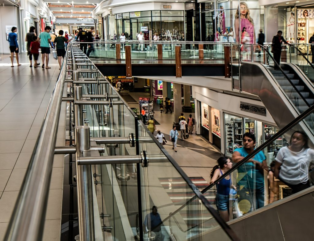 Top 5 Shopping Malls In The US